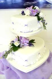 Heart Shaped Wedding Cakes Ngimame