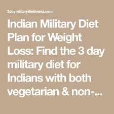 Military Diet Chart India Pin On Health And Beauty