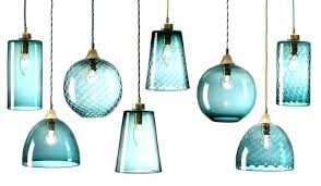 colored glass pendant lights full size of multi coloured pendants light lighting me