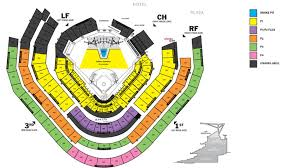 Metallica Seating Chart Metallica At Suntrust Park Mlb Com