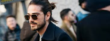 Man Buns Cool Simple Practical
