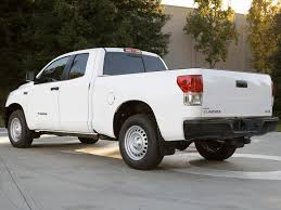 Abusive use may result in bodily harm or vehicle damage. 2009 Toyota Tundra Double Cab Work Truck Package 247724 Best Quality Free High Resolution Car Images Mad4wheels