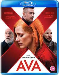 Ava [Blu-ray] [2020]: Amazon.co.uk: Jessica, Chastain, Colin ...