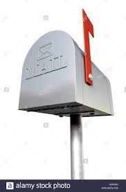 metal mailbox flag. Isolated, Communication, Metal, Flag, Mailbox, Pole, Tin, Letter, Mail, Retro Metal Mailbox Flag