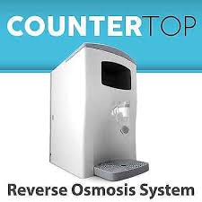 counter top reverse osmosis system water filter 4 stage ro filtration 50 gpd