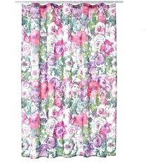 purple and teal shower curtain pink and teal shower curtain watercolor garden fl fabric shower curtain purple and teal shower curtain