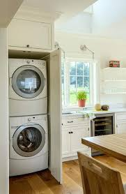 washing kitchen cabinets best laundry in kitchen ideas on laundry cupboard kitchen cabinet washing machine clean