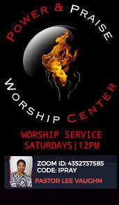 Power & Praise Worship Center International - Posts | Facebook