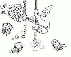 Spongebob Squarepants Gary Coloring Pages - Coloring Home