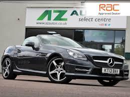 In the uk, evans halshaw has over 120 dealers including 8 car supermarkets. Used Mercedes Slk Slk250 Cdi Blueefficiency Amg Sport U3180 For Sale