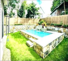 diy pool house kits for small ideas designs