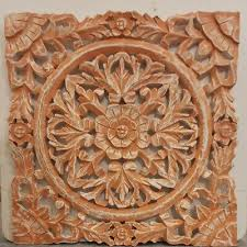 kraft mistry wooden wall carving décor