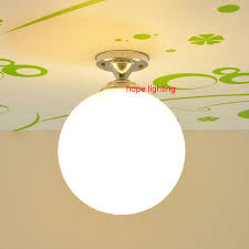 bathroom light globes. LED Ceiling Lights Bathroom Lighting China Mounted Lamp Globe Glass Shade Bedroom Lamps Cookhouse Lamp-in From Light Globes