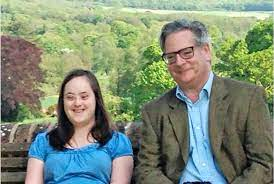 Dominic Lawson and daughter UK - Don't Screen Us Out