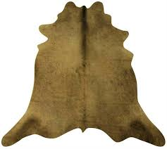 looking for a solid tone cow skin rug