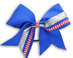 cheer bow on pony o