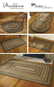 park designs rugs woodbine braided rugs by park designs green brown tan choice of 5 park park designs rugs
