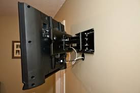 how to install tv mount. Fine Install Peachy Design Ideas How To Hang Tv On Wall Home Remodel Mounting Your The  And Hiding All Cords Inside For Without Wires Showing Studs With Install Mount R