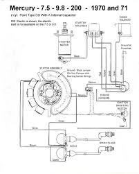 1970 merc 110 9 8 wiring help page 1 iboats boating forums comment