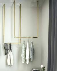 metal clothes rack with shelves wardrobe racks