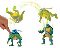 Teenage Mutant Ninja Turtles Toys Rise ...