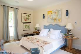Bedroom, The Fox Hill, Southern Living Home U2026