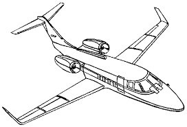 Small Picture A Airplane Coloring Page And Airplane Coloring Page itgodme
