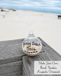 diy beach keepsake ornament souvenir craft