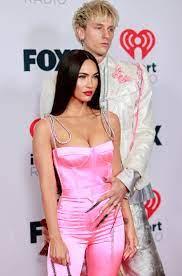 Machine Gun Kelly, Megan Fox celebrate ...