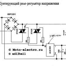 how to make a reliable motorcycle voltage regulator 11 steps  at 4 Wire 2 Phase Motorcycle Regulator Rectifier Wiring Diagram