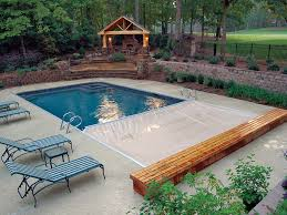 automatic pool covers for inground pools.  Automatic Existing Pools Can Be Covered Using Lowprofile Deckmounted SnapTop  Tracks To Guide The Automatic Pool Cover The Mechanism Either Recessed Below  For Automatic Pool Covers Inground Pools S