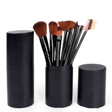 jbs 12 in 1 set kuas make up brush in set alat make up