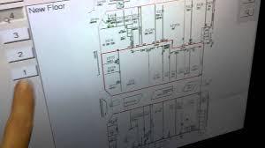 notifier first vision fire alarm annunciator demo youtube fire alarm annunciator panel wiring diagram at Annunciator Panel Wiring Diagram
