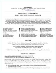 Construction Superintendent Resume Templates Simple