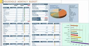 Free Budget Excel Spreadsheet Spring Tides Org
