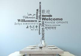 welcome multicultural words wall h lovely welcome wall