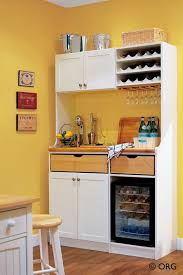 Yellow Wall Kitchen Kitchen Wonderful Small Kitchen Storage Ideas With Sliding Wooden