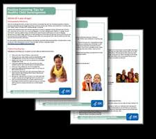 Free Materials About Child Development Cdc