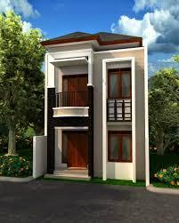 desain rumah minimalis modern 2 lantai kumpulan model rumah