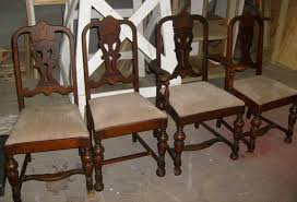 Antique Dining Chairs Wonderful Antique Mahogany Dining Table