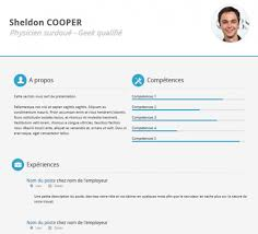 Resume Html Template Mesmerizing 28 Professional HTML CSS Resume Templates For Free Download And