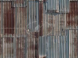 iron corrugated dirt rusty metal texture seamless 09988