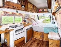 Best Interior Design Ideas For Camper Van Decoratioco Best Van Interior Design Interior