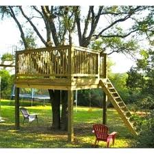 Easy kids tree houses Home Built Kid Tree House Kits The Mom And Her Drill Very Simple Easy To Build Tree House Rapidviralclub Kid Tree House Kits Rapidviralclub