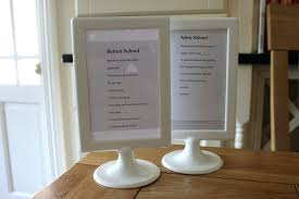 double sided picture frames picture frame one trip to two ideas simply being mum in double