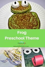 Frog Themed Behavior Chart Frog Theme For Preschool