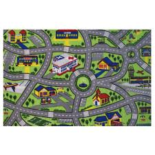 fun rugs fun time driving fun multi 7 ft x 10 ft area rug