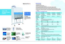 Class Ii Type A2 Biosafety Cabinet B2 Biological Safety Cabinet Biobase The Most Professional