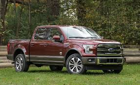 2017 F 150 Towing Capacity Chart 2017 Ford F 150 3 5l Ecoboost 10 Speed Automatic Test