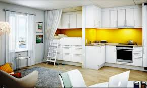 Small One Bedroom Apartment Decorating Hotel Interior Studio Apartment Decorating Eas On A Budget Home